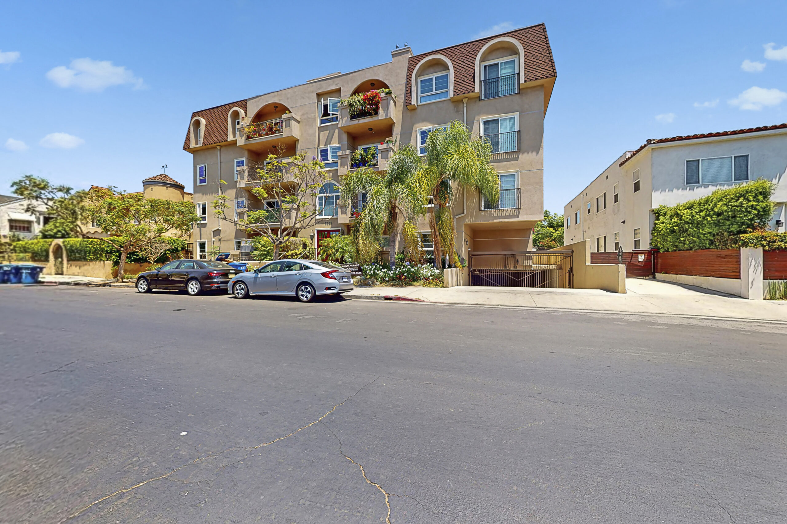 8555 Cashio St., #202, Los Angeles, CA